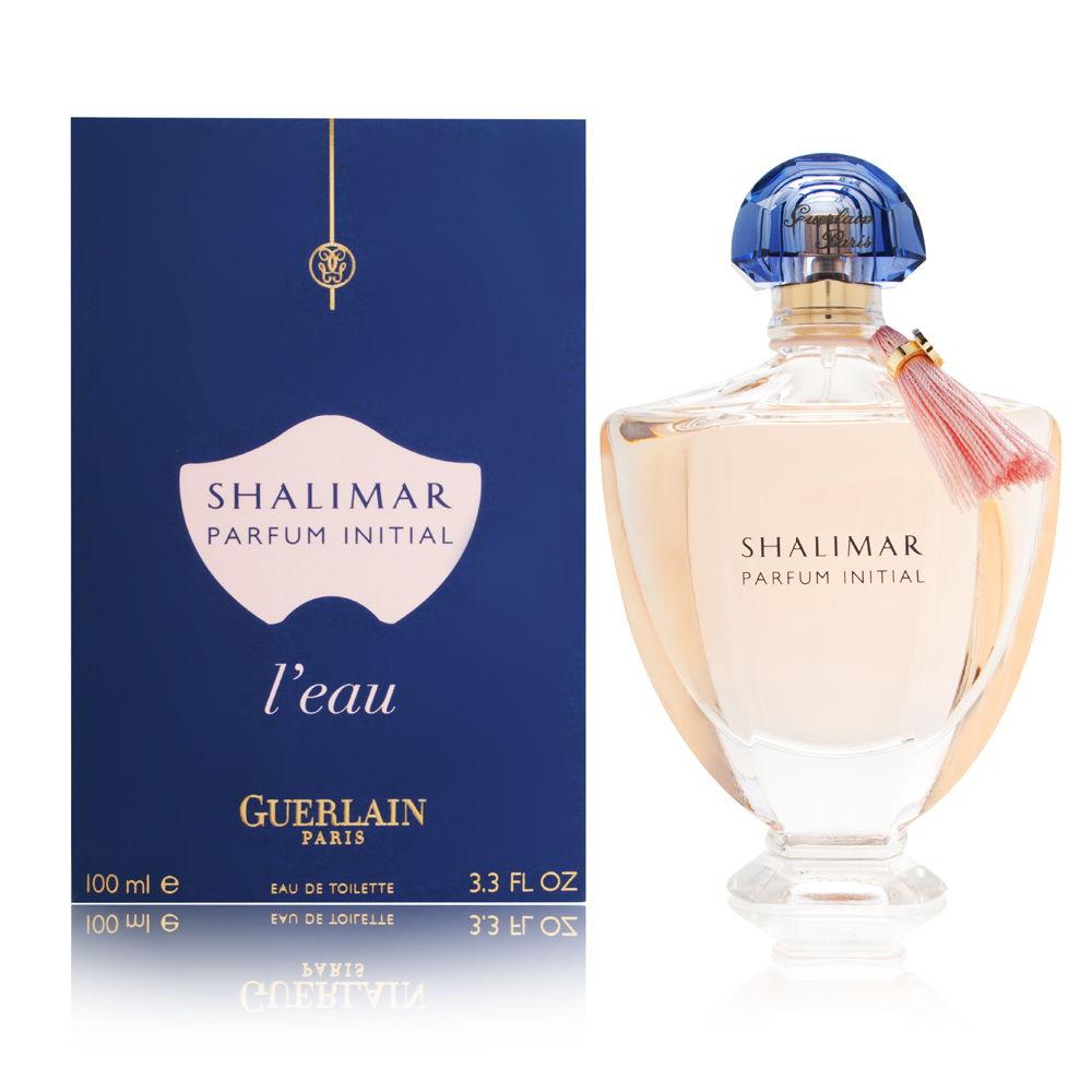 shalimar parfum initial l 39 eau by guerlain 2012. Black Bedroom Furniture Sets. Home Design Ideas