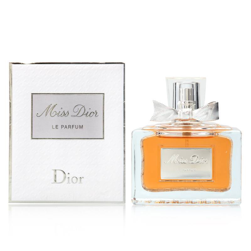 miss dior le parfum by christian dior 2012. Black Bedroom Furniture Sets. Home Design Ideas
