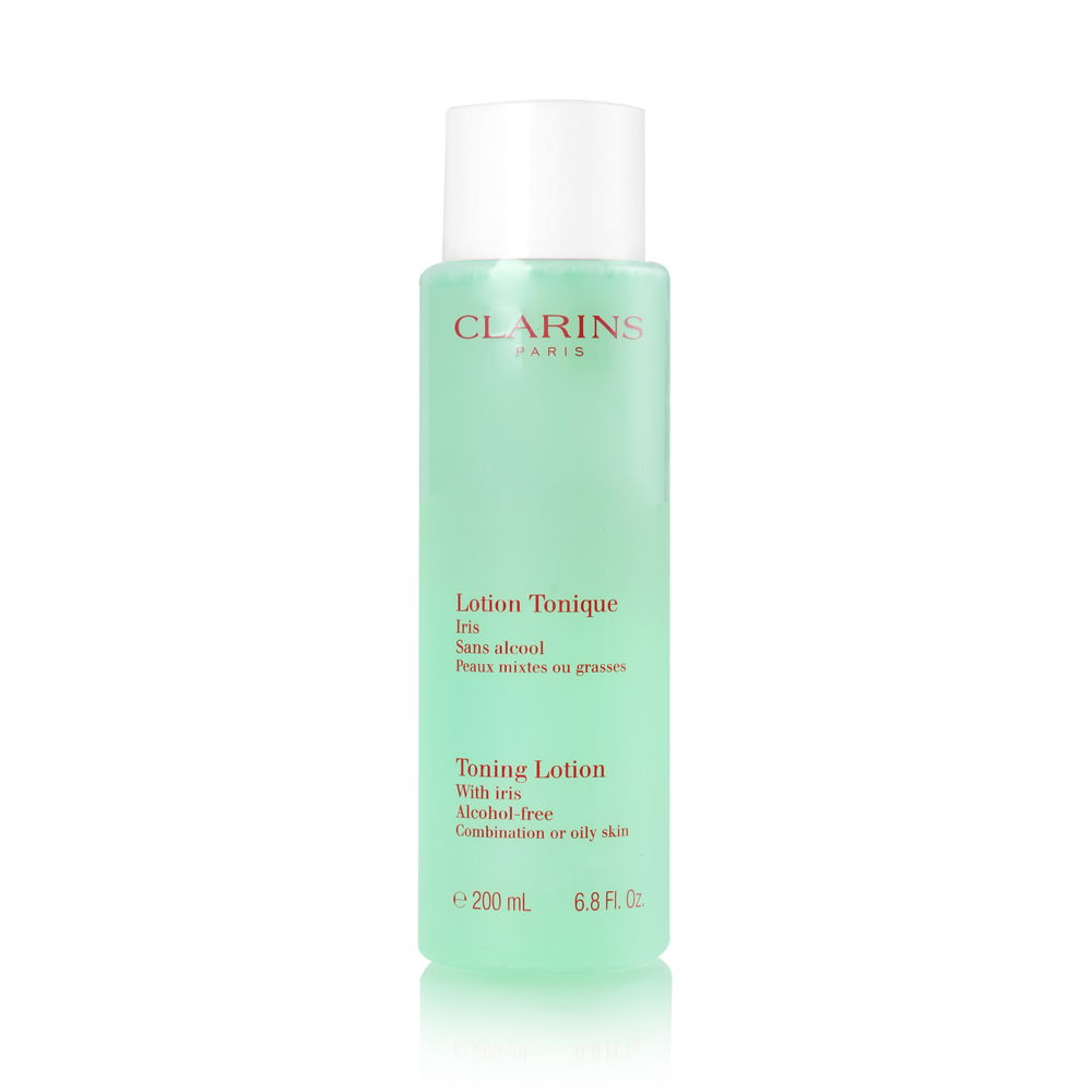ean 3380810052237 clarins toning lotion for combination or oily skin. Black Bedroom Furniture Sets. Home Design Ideas