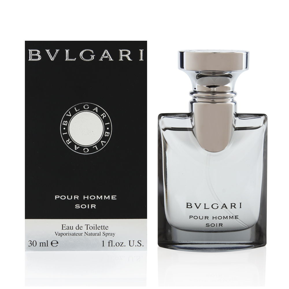buy bulgari pour homme soir by bulgari online. Black Bedroom Furniture Sets. Home Design Ideas
